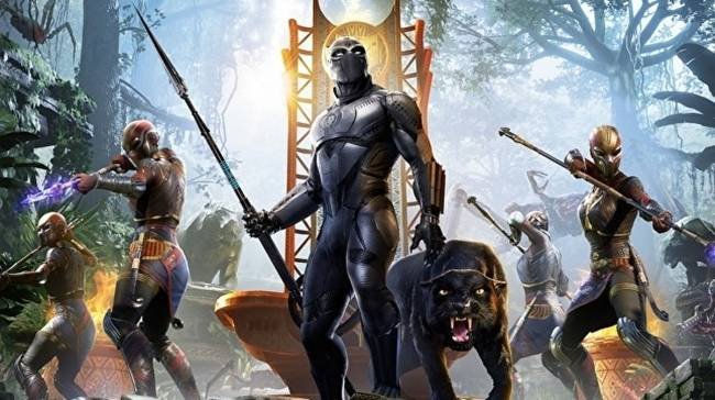 Black Panther heading to Marvel's Avengers in August