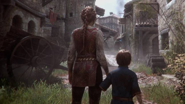 Brilliant 14th century stealth adventure A Plague Tale: Innocence is next week's Epic Store freebie