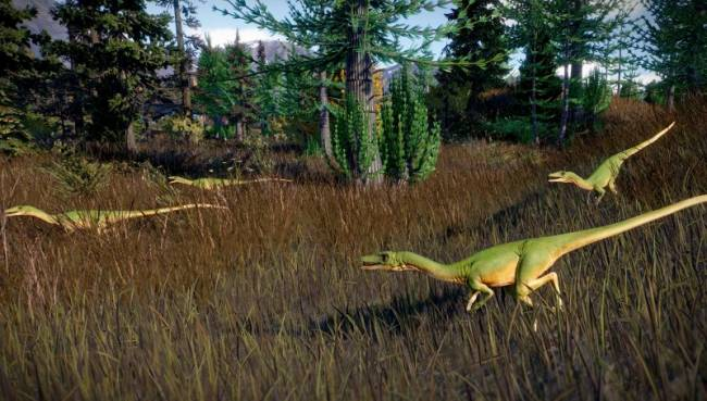 Take Your First Look At Jurassic World Evolution 2 In Action