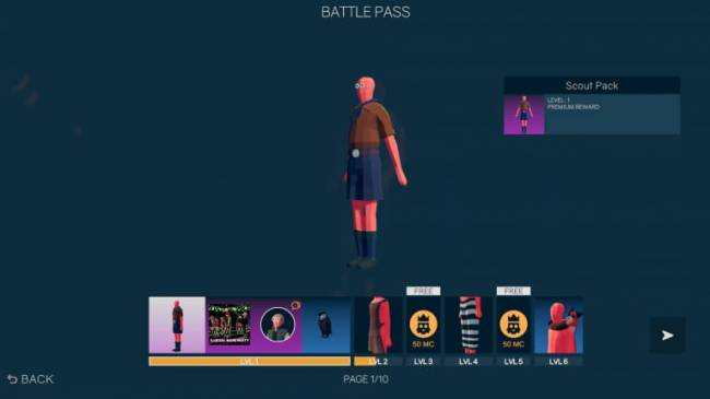 Totally Accurate Battlegrounds Update Adds Battle Pass and More
