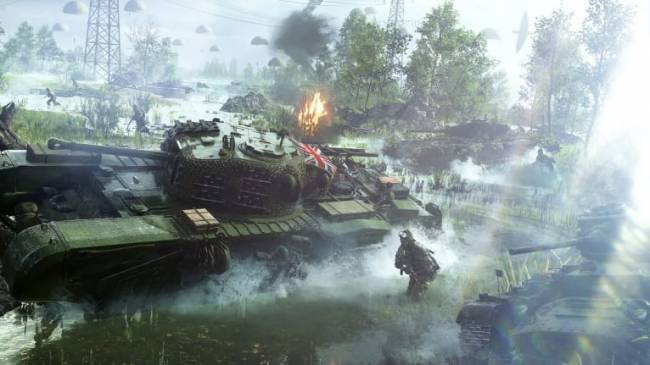 Claim Battlefield V for free with Prime this August