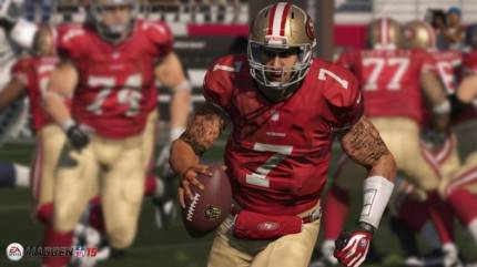 EA Sports Releases First Madden NFL 15 Screenshot