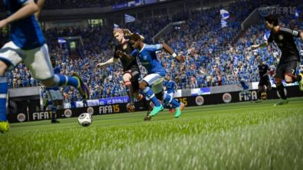 17 Details That Mark FIFA 15's True Foray Into The New Generation