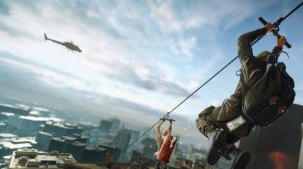 Hands-On With Battlefield Hardline