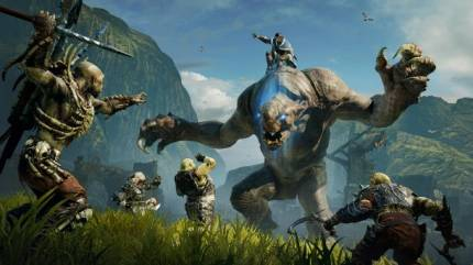 Getting Personal With Middle-earth: Shadow Of Mordor