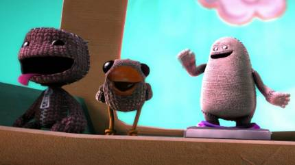 New LittleBigPlanet 3 Screens Show Off Updated Visuals And New Playable Characters