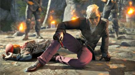New Far Cry 4 Screens Show Off Setting And Villain