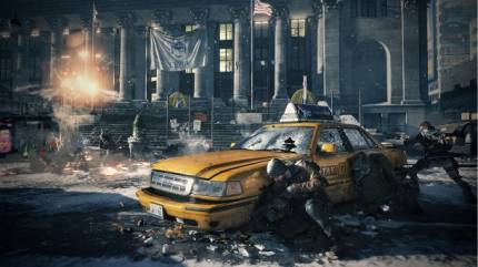 Gaze Into The Apocalypse With Screens From The Division