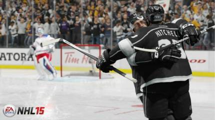 Discussing The New-Gen Transition Of NHL 15