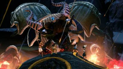 New Adventurer, Two Gods Join Lara Croft in Temple Of Osiris Screens