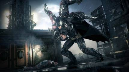 24 Screens Of Batman: Arkham Knight