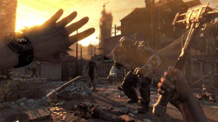 Getting Faster And Stronger In Dying Light