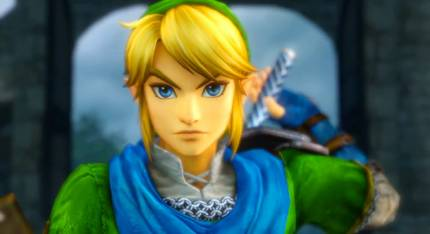 Japanese Trailer Shows New Link Gameplay In Hyrule Warriors
