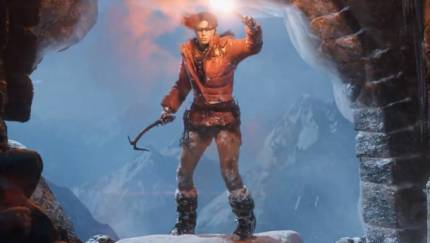 Lara Tumbles Down A Mountain In New Rise Of The Tomb Raider Trailer