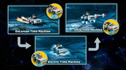 Every Vehicle In Lego Dimensions Has Three Different Models You Can Build