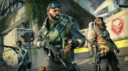 Six Things We Learned Playing The Dirty Bomb Open Beta