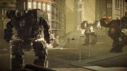 MechWarrior Online Reborn And Going Strong With New Persistent Galactic War
