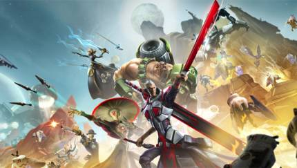 Battleborn Arrives This Winter With 25 Heroes, New Info About Progression System, Modes