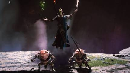 Follow The Glowing Balls To The First Bard's Tale IV In-Engine Trailer