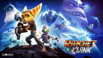 Ratchet & Clank Will Be Playable At E3, See It In Action Now
