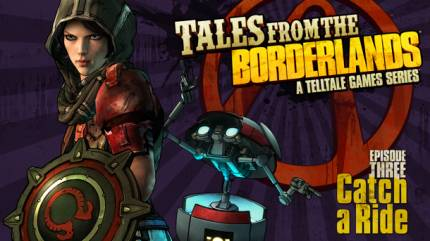 Tales From The Borderlands Episode 3 Launches Right After E3