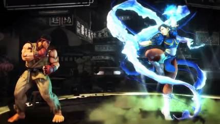 Street Fighter V Changes Up The Fighting System In New Trailer