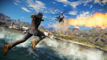 Just Cause 3 Is Making Destruction Even More Awesome