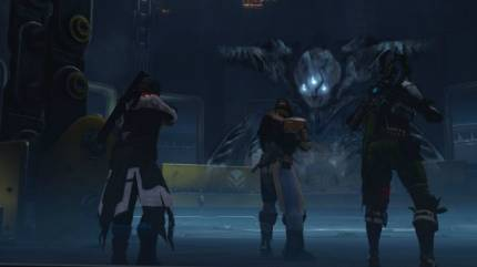 E3 Screens Show Off Story, PvP, And A Giant Boss