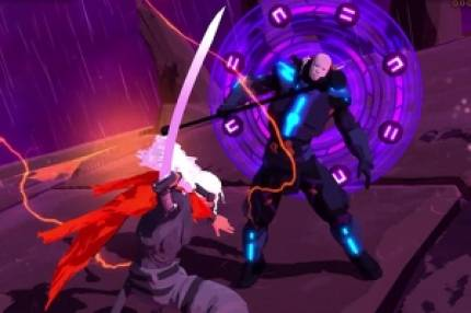Boss fight game Furi reveals release date and price