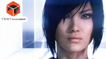 Test Chamber – Swinging Through The City In Mirror's Edge Catalyst