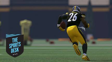 The Sports Desk – Hands-On With EA Sports' Titles At E3