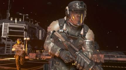 Get To Know Your Team In Call of Duty: Infinite Warfare