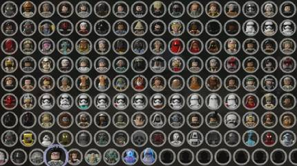 Lego Star Wars: The Force Awakens – All 200+ Characters Revealed!