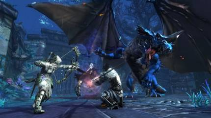 Neverwinter MMORPG Coming To PS4 This Summer