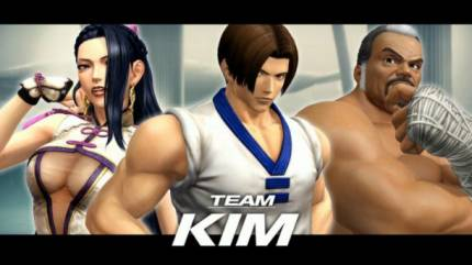 Team Trailer Introduces Team Kim To The Fight