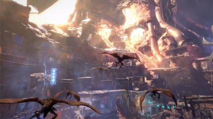 The Red Planet Is Boiling Over In The Technomancer's E3 Trailer