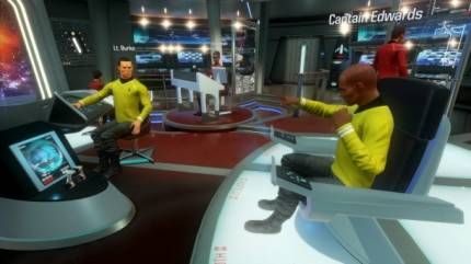 Ubisoft's Star Trek Bridge Crew Is Everything I Ever Wanted From The Final Frontier