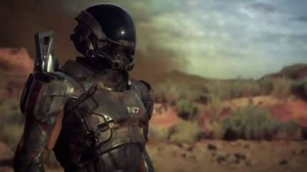 Mass Effect: Andromeda Will Feature A Huge Open World, And More