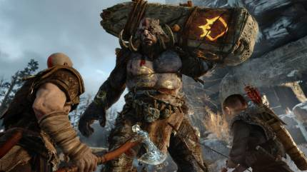 The Father Son Relationship In God Of War Is The Heart Of The Story