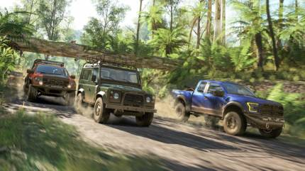 Forza Horizon 3 Puts You In Charge Of The Horizon Festival...And Australia