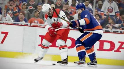 NHL 17 Celebrates Cover Star With Beta & Gameplay Trailer