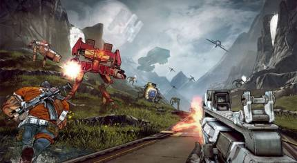 Borderlands 2 and Pre-Sequel Heading to Nvidia Shield Tablet and TV
