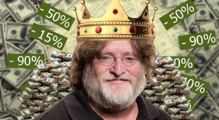 Our Weekend In Gaming: Death, Taxes, and Steam Sales