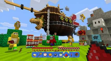 Minecraft: Wii U Edition Gets Physical Retail Release with Bonus Skin Packs