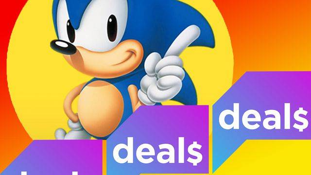 Start summer with big savings on Steam, Sonic, and more of the best game deals