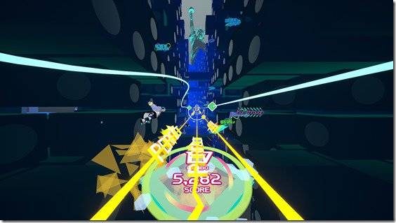 Slap The Beat As You Soar Over Cities In Virtual Reality Rhythm Game Airtone