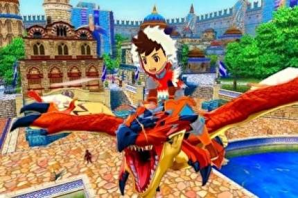 Monster Hunter Stories sets September release date in Europe