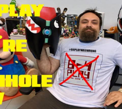 8-4 Play 6/23/2017: YOU'RE THE MANHOLE NOW