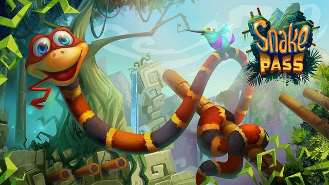 Snake Pass Update Out Now on Switch