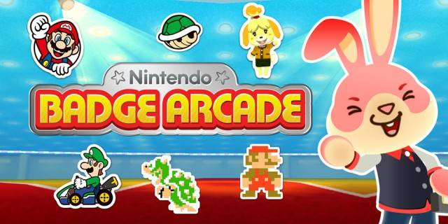 Nintendo Badge Arcade Goes Out on a High Note